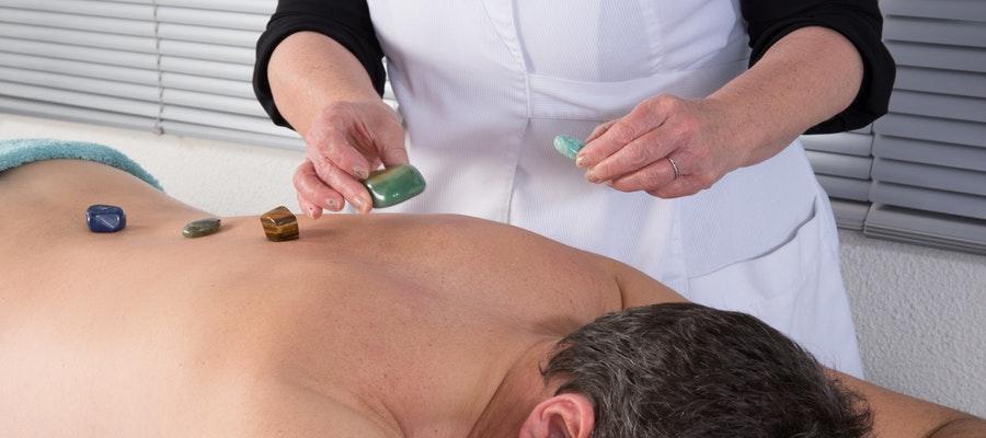 lithothérapie médecine douce