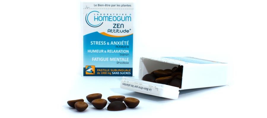 traitement homéopathique contre le stress