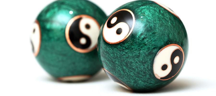 Boules chinoises